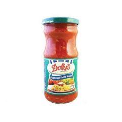 Dolly's spaghetti mushroom sauce 350 gr