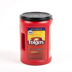 Folgers Classic Roast Ground Coffee 1.44K