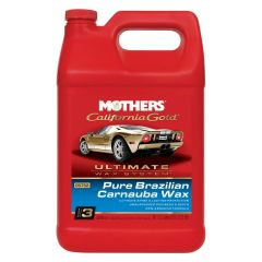 Mothers 05752M California Gold Pure Brazilian Carnauba Wax  1 Gallon
