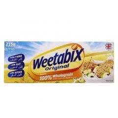 Weetabix The Original Breakfast Wheat Flakes 215g