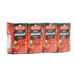 Durra Tomato Paste 4 x 135g