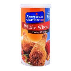 American Garden Whole Wheat Bread Crumbs Tin 425gm