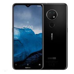 Nokia 6.2, 6.3-inch Full HD Screen,  128GB , 4GB RAM, 4G , Dual SIM,  Black