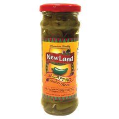 New Land Jalapeno Nacho Slices 240g