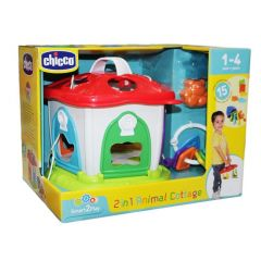 Chicco Toy 3 in 1 Animal Cottage