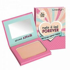 MISSLYN FOREVER MATTIFYING COMPACT POWDER 3