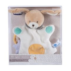 Chicco bear Hand-worn scarf in the shape of a