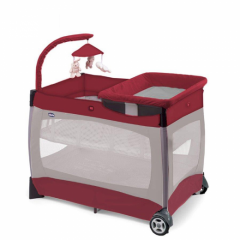 Chicco Lullaby Easy Playard- Red Wave