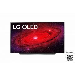 LG OLED TV 55 Inch CX Series, Cinema Screen Design 4K Cinema HDR WebOS Smart ThinQ AI Pixel Dimmin