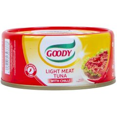 Goody Light Meat Tuna With Chilli 160g