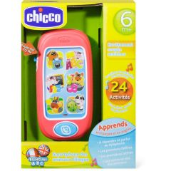 Chicco My Bilingual Smartphone