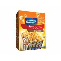 American Garden Microwave Popcorn Cheese 2 x 273g