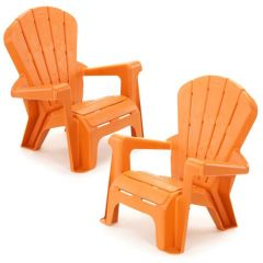 Littel Tikes Garden Chair –Orange