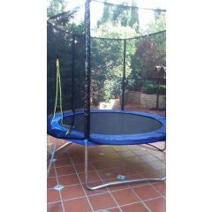 Trampoline with Protection 3m