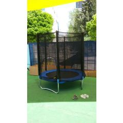 Trampoline with Protection 1.8m