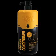 NISHMAN Pro-Hair Conditioner 01 keratin complex 1250 ml