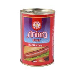Siniora Al Quds Beef Hot Dog 415g