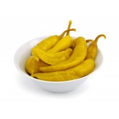 Yellow Hot Pepper Pickles 250g