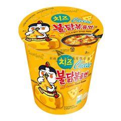 Samyang Hot Chicken Ramen Cheese Flavor Cup 70g.