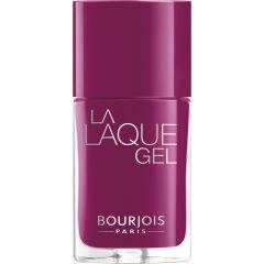 Bourjois La Laque Beach Violet Gel Nail Polish No.10