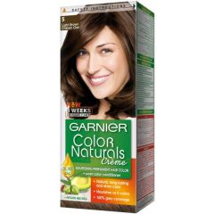 Garnier Color Naturals Light Brown Hair Color No.5