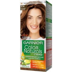 Garnier Color Naturals Chocolate Hair Color No. 6.34