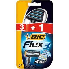 Bic Comfort Flex 3+1