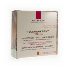 La Roche Posay Toleriane Teint Mineral Beige Sand Compact Powder No.13