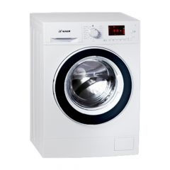 IT Wash washing machine 10.5 kg 1400 cycle white color with black door