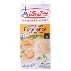 Elle & Vire Special Cooking Cream 1L
