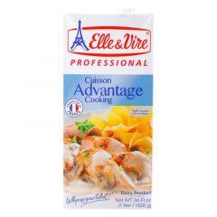 Elle & Vire Advantage Cooking Cream 1L