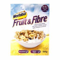 Weetabix Fruit Flakes And Fiber 500gm
