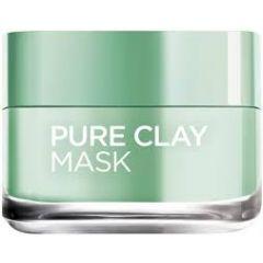 Loreal Pure Clay Mask Eucaluptus 50Ml
