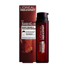 Loreal Barber Club Short Beard And Face Moisturiser 50ml