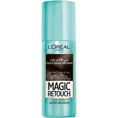 Loreal Magic Retouch Cold Dark Brown Coverage Grey Hair