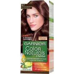 Garnier Naturals Color Pure Chocolate Brown Hair Color No.6.7