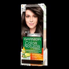 Garnier Color Naturals Ashy Brown Hair Color No. 4.1