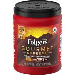 Folgers Gourmet Supreme Ground Coffee 292g