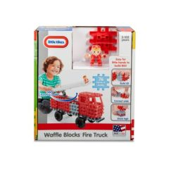 Little Tikes Waffle Blocks™ - School Bus
