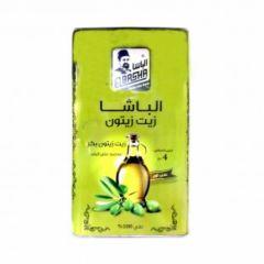 Albasha olive oil 4L