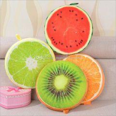 Sponge Fruits Cushions