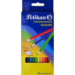 Pelikan coloured Pencil Full Size 12pcs
