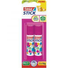 Tesa EcoLogo Stick Glue Stick, 2 x 10g