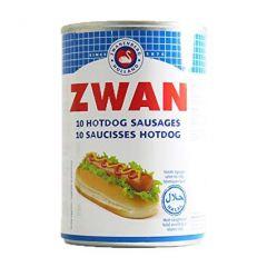 Zwan 10 Hot Dog Sausages 400g