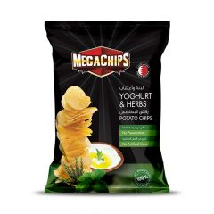 Mega Chips Labneh And Herbs 35 gm