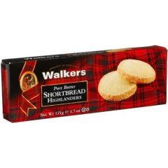 Walkers Shortbread Butter Round Biscuit 150gm