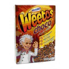 Weetabix Whitos Chocolate Rings 375gm