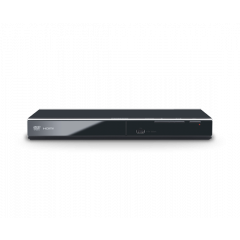 Panasonic China DVD-S700EP-K DVD Player, Black