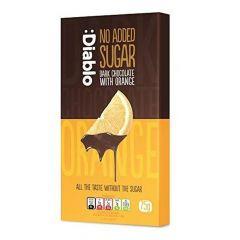 diablo no added sugar dark choco 75gr