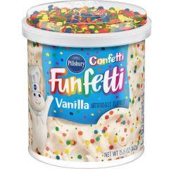 Confetti Funfetti Vanilla 442g